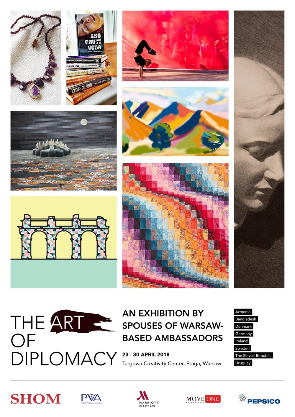 SHOM exhibition poster A2 1